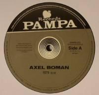 AXEL BOMAN - 1979 : PAMPA <wbr>(GER)