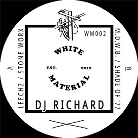 DJ RICHARD - Leech2 : 12inch