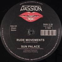 SUN PALACE - Winning / Rude Movements : 12inch