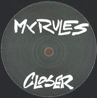 MY RULES - Closer : 12inch