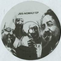 DJ JUS-ED - Jus-Nomaly EP : 12inch