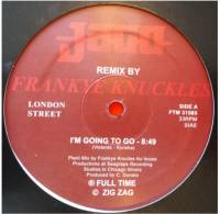 JAGO - I'm Going To Go (Remix) : 12inch