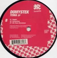 DOMYSTEK - Tema EP : 12inch
