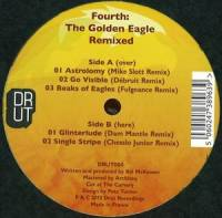 KELPE - Fourth: The Golden Eagle Remixed : 12inch