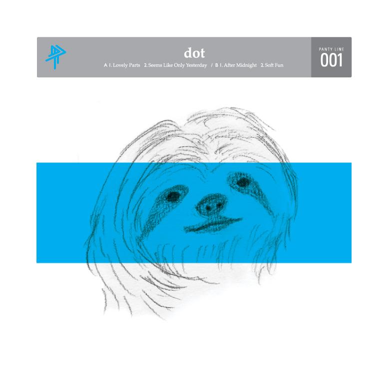 dot - Panty Line 001 : 12inch