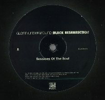 GLENN UNDERGROUND - Black Resurrection EP #1 : 12inch