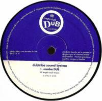 DUBTRIBE SOUND SYSTEM - Samba DUB : 12inch