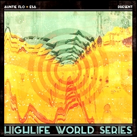 AUNTIE FLO & ESA - Highlife World Series (Uganda) : 12inch