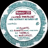 CLOSED PARADISE - The Distance Between : 12inch