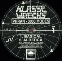 PHRAN - 3000 Modes EP : 12inch
