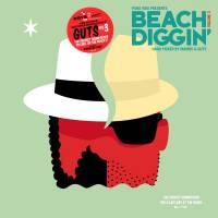 VARIOUS - Beach Diggin' Vol. 3 BY GUTS & MAMBO : 2LP+DOWNLOAD CODE