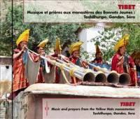 VARIOUS - FRANCOIS JOUFFA - Musique Et Prieres Aux Monasteres Des Bonnets Jaunes:Tashilhunpo,Ganden,sera : CD