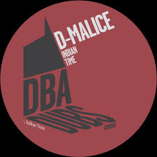 D-MALICE - Indian Time : DON'T BE AFRAID (UK)