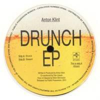 ANTON KLINT - Drunch EP : 12inch