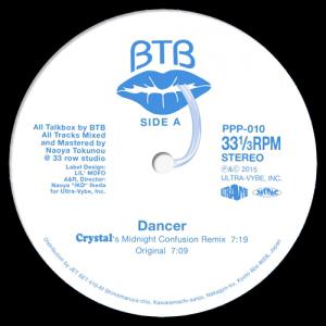 BTB - Dancer : PAN PACIFIC PLAYA (JPN)