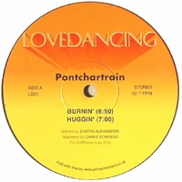 PONTCHARTRAIN - Burnin EP : 12inch