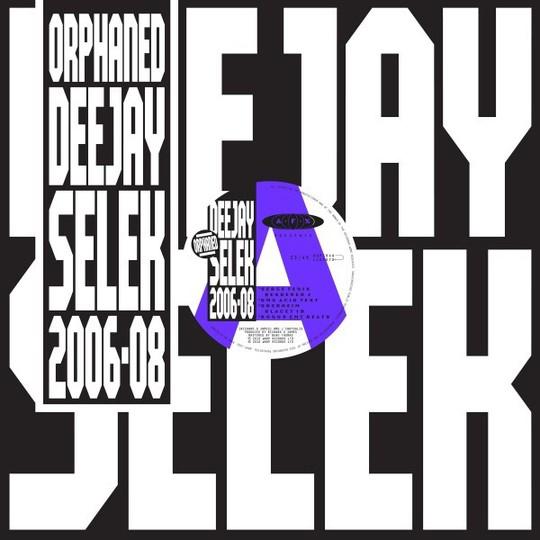 AFX - Orphaned Deejay Selek 2006-2008 : 12inch