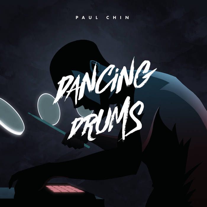 PAUL CHIN - Dancing Drums EP : BASTARD JAZZ (US)