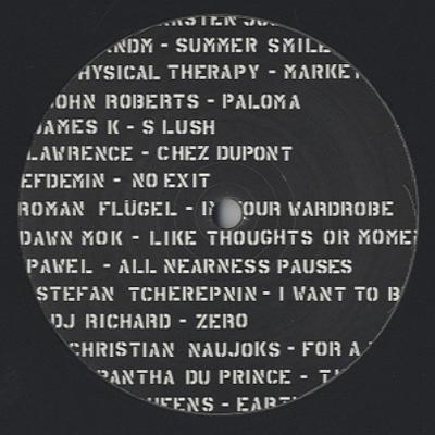 VA - All Pt.3 : 12inch