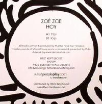 ZOE ZOE - Hoy : 12inch