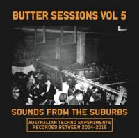 VARIOUS ARTISTS - Butter Sessions Vol.5 -Sounds From The Suburbs- : 12inch