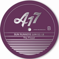 MIGHTY BARON III / SUN RUNNERS 女神の恋人達 - Screwe'd / The Finest : 7inch