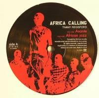 TIMMY REGISFORD - Africa Calling : LIFE LINE (JPN)