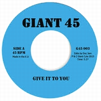 VARIOUS ARTISTS - Give it to Midnight EP : 7inch
