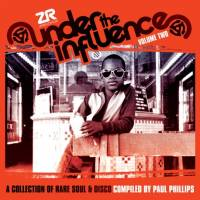 VARIOUS - Under The Influence Volume Two: A Collection Of Rare Soul & Disco : 2CD