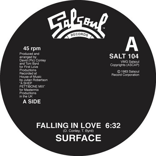 SURFACE - Falling In Love : 12inch