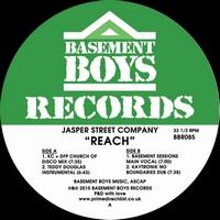 JASPER STREET COMPANY - Reach : 12inch