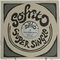 BAZARE D. PABLO ET ORCHESTRE NASSIMA - Ivoire Promotion EP : SOFRITO SUPER SINGLES (UK)