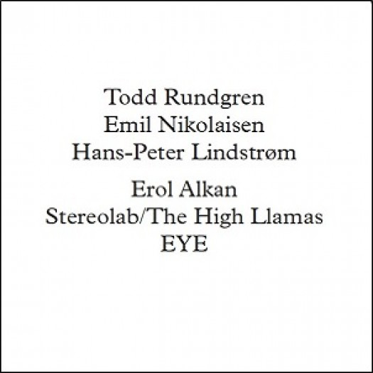 TODD RUNDGREN / EMIL NIKOLAISEN / HANS-PETER LINDS - Runddans Remixes : 12inch