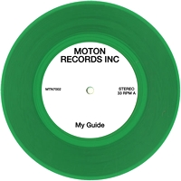 MOTON RECORDS INC - My Guide / Mans Lifespan : MOTON (UK)