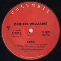 DENIECE WILLIAMS - Free / It's Important To Me : 12inch