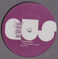 TIMOTHY BLAKE - The Stormy Search w/ Marquis Hawkes Remix : 12inch