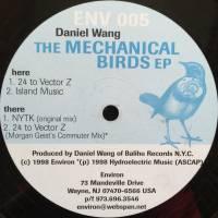 DANIEL WANG - The Mechanical Birds EP : ENVIRON (US)