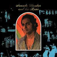 ANANDA SHANKAR - Ananda Shankar and his Music : LP