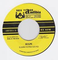 KAMBO SUPER SOUND / DON PAPA - Kulpe / Outcast Two (Latino Rub) : 7inch