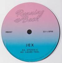 JEX - Good Timin' EP : 12inch