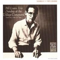 BILL EVANS TRIO - Sunday At The Village Vanguard : LP