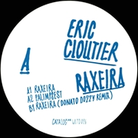 ERIC CLOUTIER - Raxeira EP : WOLFSKUIL (HOL)