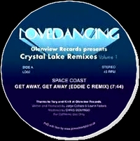 SPACE COAST - Crystal Lake Remixes Volume.1 : 12inch
