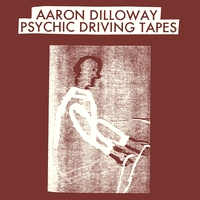 AARON DILLOWAY - Psychic Driving Tapes : LP
