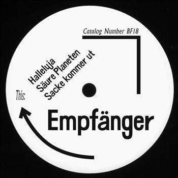 EMPFANGER - Lost Track : 12inch