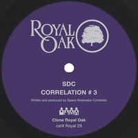 SDC (SPACE DIMENSION CONTROLLER) - Correlation #3 : 12inch