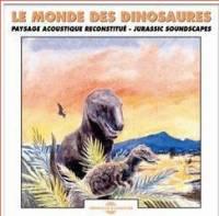 JEAN-LUC HERELLE - Le Monde Des Dinosaures : CD