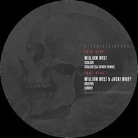 WILLIAM WELT & JACK! WHO? - Dead Cert. Black 001 : 12inch