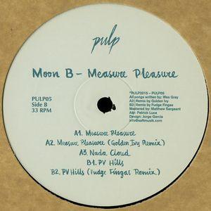 MOON B - Measure Pleasure : 12inch