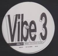 VARIOUS - VIBE 3 EP3 : 12inch